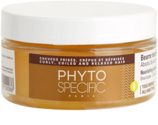 Phyto Specific Styling Care βούτυρο καριτέ για ξηρά και κατεστραμμένα  μαλλιά