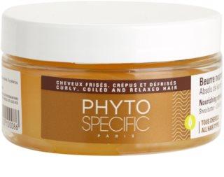 Phyto Specific Styling Care Sheasmør til tørt og skadet hår