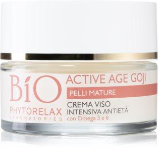 Phytorelax Laboratories Bio Active Age Goji активен крем против бръчки със зрънце от мерджан