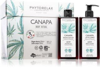 Phytorelax Laboratories Canapa confezione regalo (per il corpo)