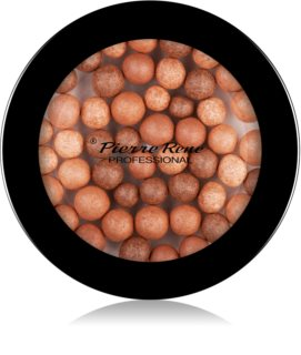 Pierre René Face bronzierende Perlen zum Tönen für einen langanhaltenden Effekt