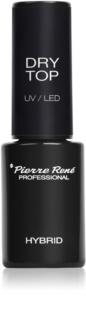 Pierre René Nails Hybrid τοπ βερνίκι νυχιών για τέλεια προστασία και έντονη λάμψη