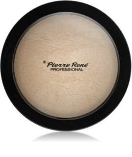 Pierre René Face Highlighting Powder iluminador compacto em pó
