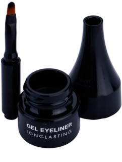Pierre René Eyes Eyeliner eyeliner gel waterproof