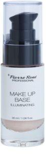 Pierre René Face подсвечивающая защитная база под макияж