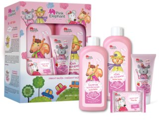 Pink Elephant Girls σετ δώρου για παιδιά Pink