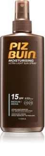 Piz Buin Moisturising Light Sun Spray SPF 15