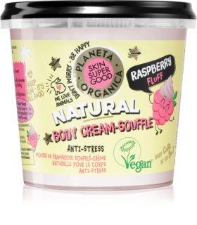 Planeta Organica Raspberry Fluff soufflé corporal