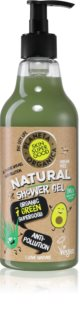 Planeta Organica Organic 7 Green Supergood Body Wash