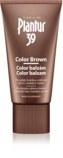 Plantur 39 Color Brown кофеїновий бальзам для волосся коричневих відтінків
