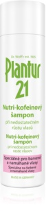 Plantur 21 Nutri-Coffein Shampoo For Damaged And Colored Hair