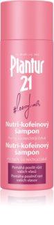Plantur 21  #longhair maitinamasis kofeino šampūnas plaukų šaknims stiprinti ir plaukų augimui skatinti