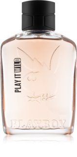 Playboy Play it Wild eau de toilette para homens