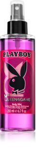 Playboy Queen Of The Game spray corporal perfumado  para mujer