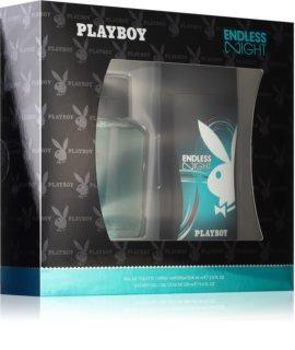 Playboy Endless Night подаръчен комплект I. за мъже