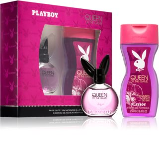 Playboy Queen Of The Game coffret cadeau I. pour femme