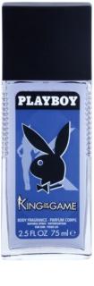 Playboy King Of The Game Дезодорант с пулверизатор за мъже 75 мл.