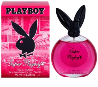 Playboy Super Playboy for Her toaletna voda za žene