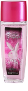 Playboy Super Playboy for Her дезодорант з пульверизатором для жінок
