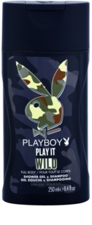 Playboy Play it Wild душ гел за мъже 250 мл.