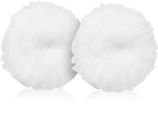 PMD Beauty Silverscrub Loofah Replacements nadomestne glave za čistilno krtačko 2 ks