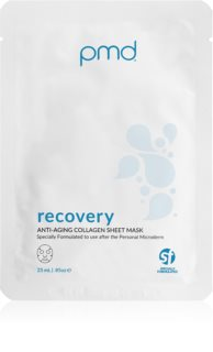 PMD Beauty Recovery Collagen Mask with Anti-Aging and Firming Effect