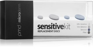 PMD Beauty Replacement Discs Sensitive Kit Ersatz-Mikrodermabrasivscheiben