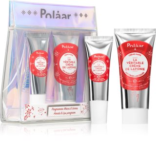 Polaar Lapland Hand and Lip Travel Packaging