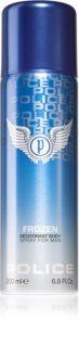 Police Frozen desodorizante em spray