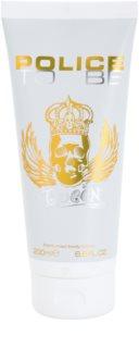 Police To Be The Queen latte corpo da donna