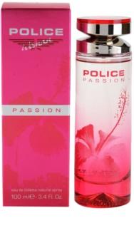Police Passion Eau de Toilette hölgyeknek