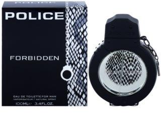 Police Forbidden Eau de Toilette pour homme