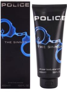 Police The Sinner gel doccia per uomo