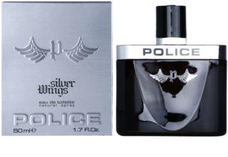 Police Silver Wings туалетна вода для чоловіків