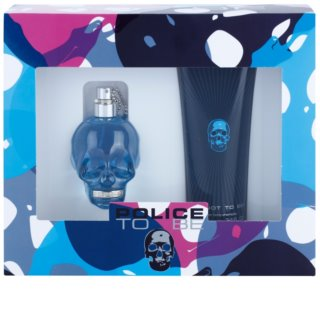 Police To Be Gift Set II. for Men
