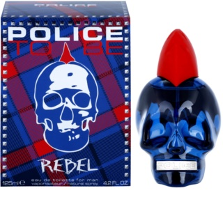 Police To Be Rebel Eau de Toilette für Herren