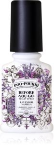 Poo-Pourri Before You Go WC sprej proti zápachu Lavender Vanilla