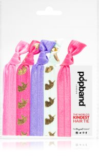 Popband Hair Tie Unicorn Hair Elastics