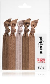 Popband Hair Tie Cocoa ластици за коса