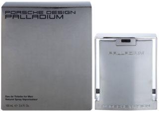 Porsche Design Palladium eau de toilette per uomo