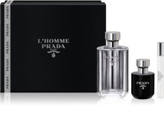 Prada L'Homme poklon set II. za muškarce