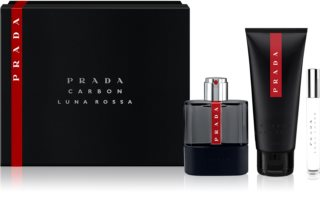 Prada Luna Rossa Carbon poklon set III. za muškarce