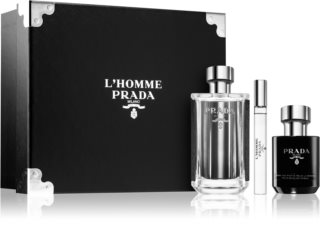 Prada L'Homme Gift Set III. for Men