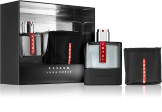 Prada Luna Rossa Carbon Gift Set V. for Men