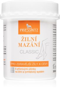 Priessnitz Žíly a cévy MEDICAL zdravotnický prostředek pro péči o křečové žíly a otoky nohou