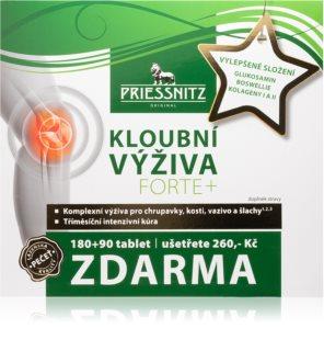 Priessnitz Kloubní výživa FORTE+ doplněk stravy pro podporu pružnosti a hybnosti kloubní soustavy