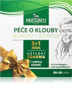 Priessnitz Péče o klouby Kolagen+Boswellie