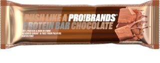 PRO!BRANDS Protein Bar čokoláda proteinová tyčinka s čokoládou