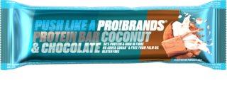 PRO!BRANDS Protein Bar kokos proteinová tyčinka s kokosem