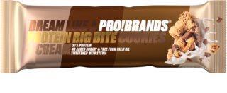 PRO!BRANDS Protein Big Bite  cookies & cream proteinová tyčinka se sušenkovou příchutí